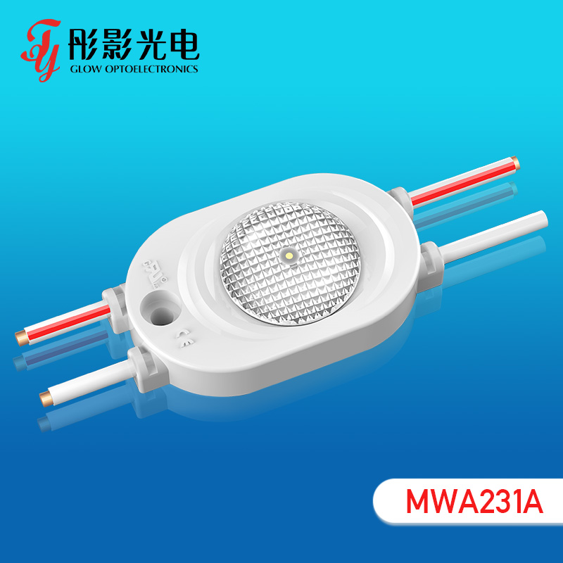 MWA231A  180 ° prism lens technology